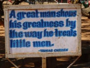 Ein toller mann...