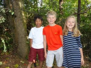 MIt Jo waren Alexander und Julia viel unterwegs in Wildwood...