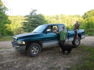 Diesen Truck konnten wir immer wieder mal gebrauchen...