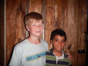 Alexander mit Caden