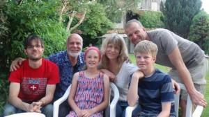 In der Schweiz, Familientreff von Giger's