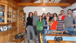 Die 7 jungen Belgier...