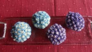 Cupcakes für unser nächstes Geburtstagskind... von unsern nächsten Besuchern!